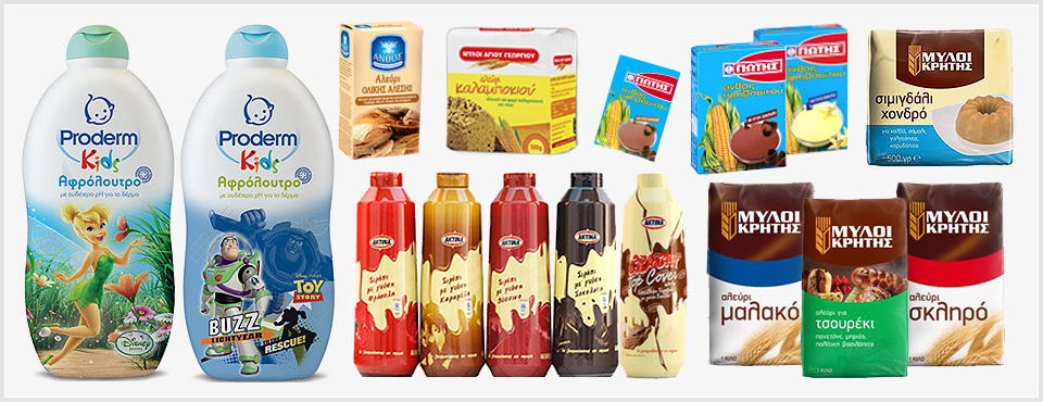 We offer innovative packaging solutions